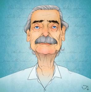 caricaturajuangelman