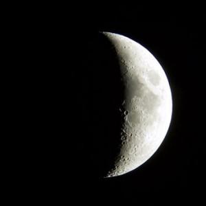 Luna-menguante